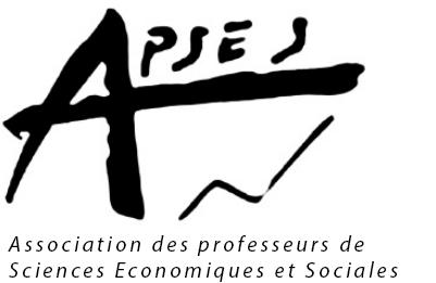 APSES - Association des professeurs de Sciences Économique & Sociales